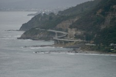 The Sea Cliff Bridge