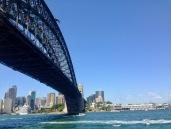 Another view of the Harbour Bridge