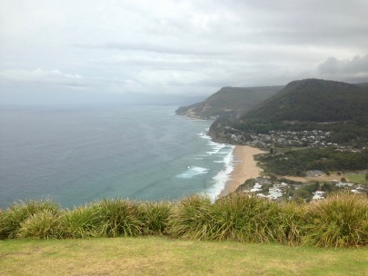 View from Bald Hill Lookout