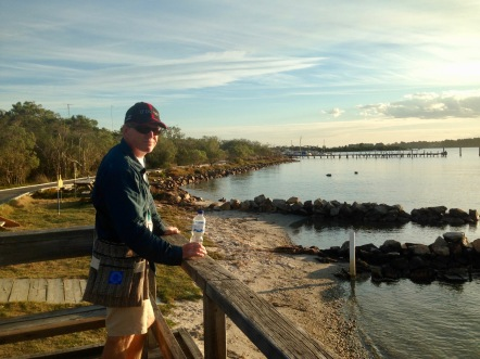 Afternoon walk on Raymond Island
