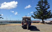 Lunch at Port Albert