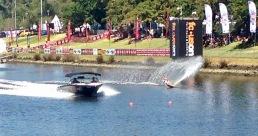 Moomba Festival water skiers