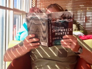 Light reading for a day at sea