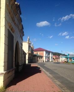 Main Street of Zeehan