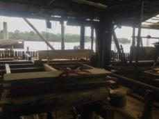 Morrisons Huon Pine Sawmill