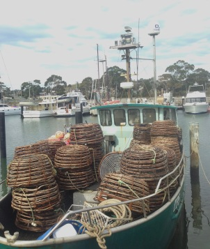 Triabunna -great fish & chips here
