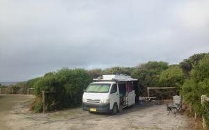 Camp at Friendly Beaches