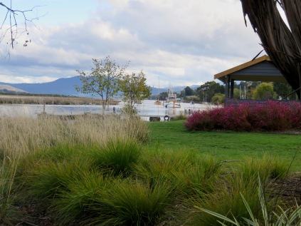 Franklin on the Huon River