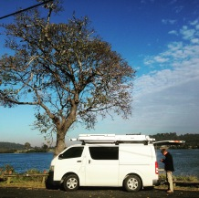 By the Clarence River