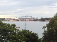 View from McKell Park