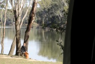 By the Murray River