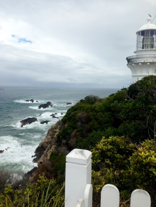 Sugarloaf lighthouse, Seal Rocks