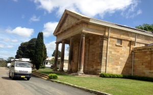Berrima Courthouse