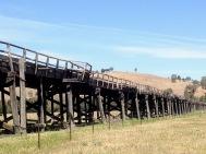 Historic Prince Alfred Bridge